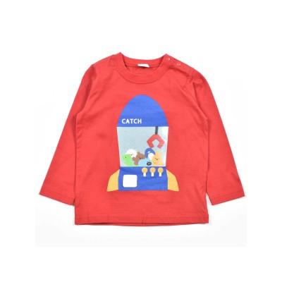 【CHEEK ROOM】ロケットロングTシャツ