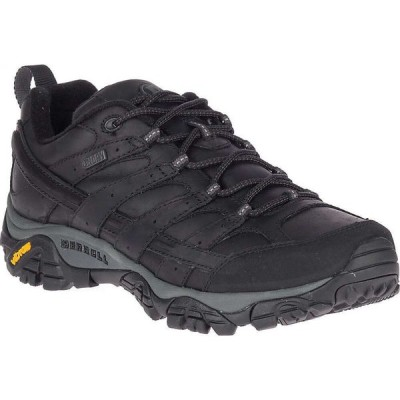 メレル Merrell メンズ ハイキング・登山 シューズ・靴 Moab 2 Prime Waterproof Shoe Black