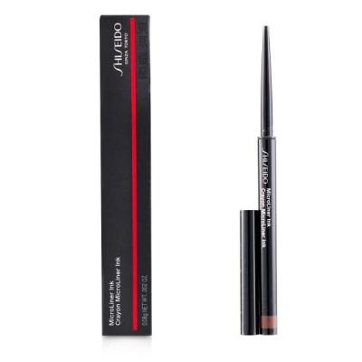 資生堂 アイライナー Shiseido マイクロライナー インク #03 Plum 0.08g