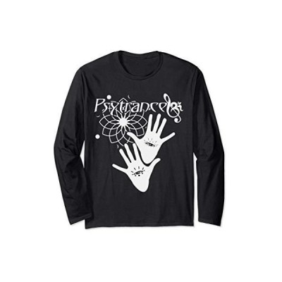 Goa Psychedelic Trance - Psytrance OM Psych Raves 贈り物 長袖Tシャツ
