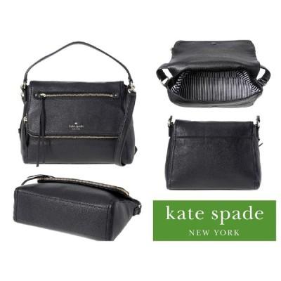 KATE SPADE ハンドバック PXRU6223 001 BLACK