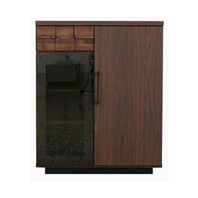 COLK コルク キッチン収納 幅70cm キッチンカウンター レトロ 収納 テーブル ワゴン キャスター 間仕切り レンジ台 食器棚 日本
