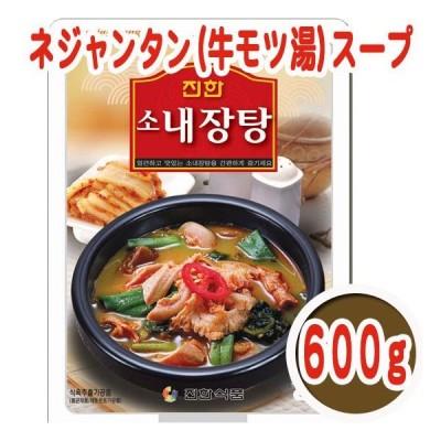 ★韓国食品/韓国食材/トルトチゲ★眞漢 眞漢 牛肉内臓スープ600g