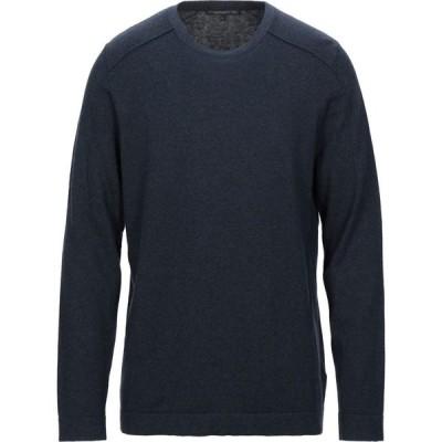 ドライコーン DRYKORN メンズ ニット・セーター トップス Sweater Dark blue