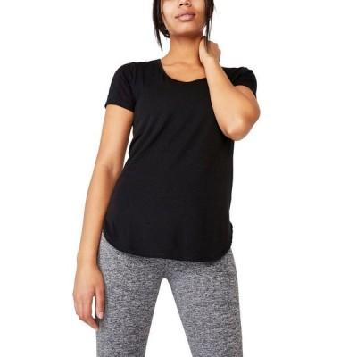 コットンオン レディース シャツ トップス Women's Gym T-shirt