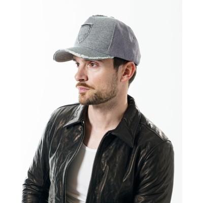 wjk / jersey B.B.cap(emblem) MEN 帽子 > キャップ