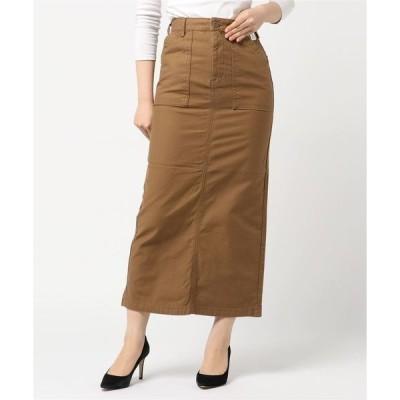 スカート サムシング/SOMETHING ベイカースカート