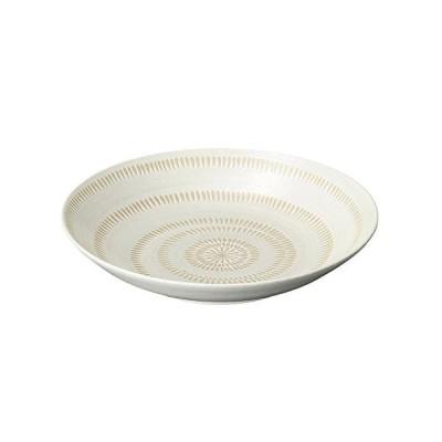 宗峰窯 陶器 皿 かんな丸 7.5 多用皿 22.7×4.6cm 400-17-643