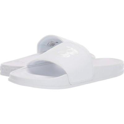 ニューバランス New Balance レディース サンダル・ミュール シューズ・靴 200 White/White Synthetic