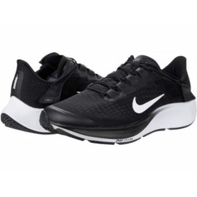 Nike ナイキ メンズ 男性用 シューズ 靴 スニーカー 運動靴 FlyEase Air Zoom Pegasus 37 Black/White/Smoke Gray【送料無料】