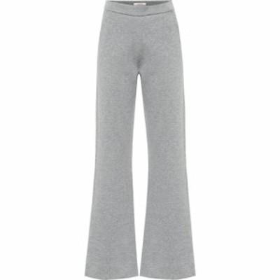 ドロシー シューマッハ Dorothee Schumacher レディース ボトムス・パンツ Cotton-Blend Flared Pants Dark Grey Melange