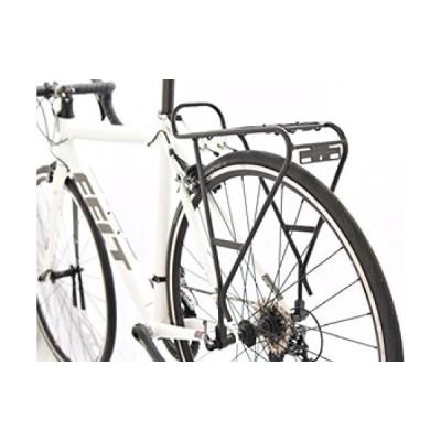 cycledesign(サイクルデザイン) 自転車 リアキャリア CD クイックリリース ロックキャリア ブラック 20762