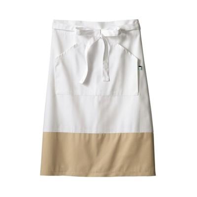 BLANCE BW9504 サロンエプロン(男女兼用) 【業務用】コック服