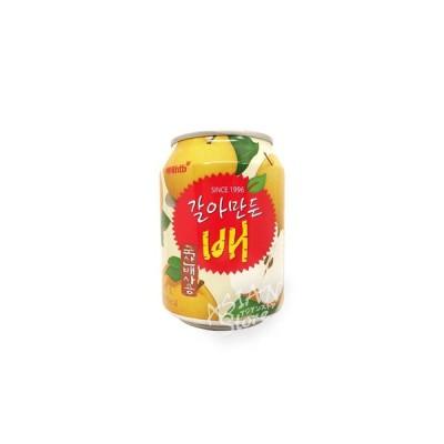 【常温便】韓国梨ジュース/韓国梨子汁238ml【8801105000535】 【異なる配送便の商品の同時購入不可】