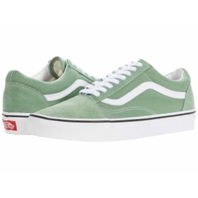 (取寄)Vans(バンズ) スニーカー オールド スクール ユニセックス メンズ レディースVans Unisex Old SkoolShale Green/True White 送料無