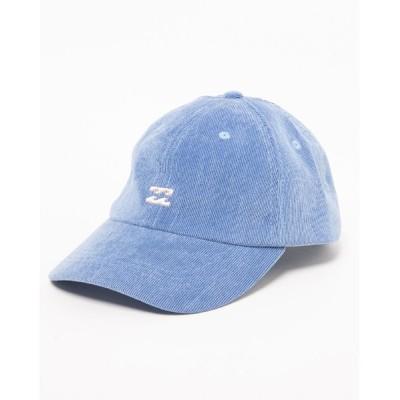 BILLABONG / BILLABONG レディース CAP コーデュロイキャップ【2021年春夏モデル】/ビラボン帽子 WOMEN 帽子 > キャップ