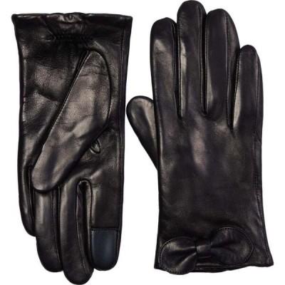 ケイト スペード Kate Spade New York レディース 手袋・グローブ Pointy Bow Gloves Black