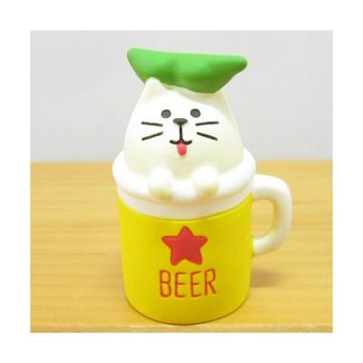 デコレ コンコンブル おばけ茶屋シリーズ おばけ猫ビール  DECOLE concombre 雑貨 オブジェ置物 インテリア雑貨 かわいい