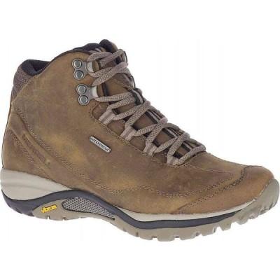 メレル Merrell レディース ハイキング・登山 シューズ・靴 Siren Traveller 3 Mid Waterproof Shoe Brindle/Boulder