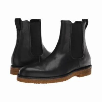 ヴィンス ブーツ Cressler Black Leather