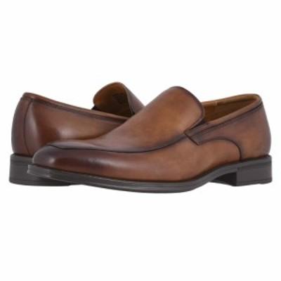 フローシャイム Florsheim メンズ スリッポン・フラット モックトゥ シューズ・靴 Amelio Moc Toe Venetian Slip-On Cognac Smooth