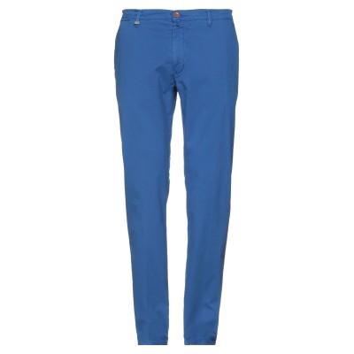BARBATI パンツ ブルー 56 コットン 98% / ポリウレタン 2% パンツ