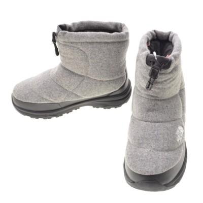 THE NORTH FACE / ノースフェイス NP51879 Nuptse Bootie Wool IV Short ヌプシ ブーティー ウール ショート ブーツ