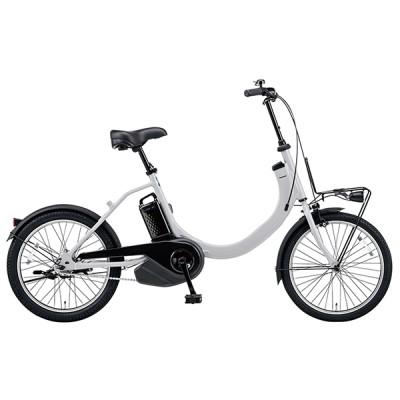PANASONIC BE-ELSW012-N マットクラウディグレー SW [電動アシスト自転車(20×1.75HE×20×2.125HEインチ)] 電動自転車