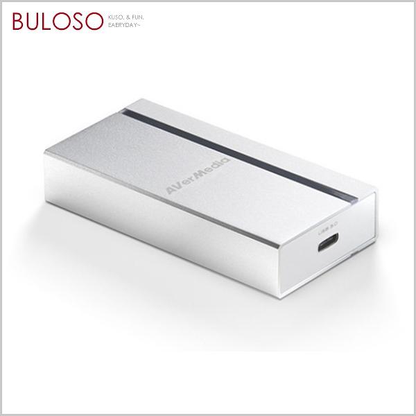 《不囉唆》圓剛 BU110 免驅動影像擷取器(不挑色/款) 視訊 桌機 鏡頭 【JABU110】