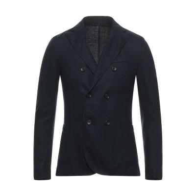 MARCIANO テーラードジャケット ダークブルー 46 ウール 80% / ナイロン 20% テーラードジャケット