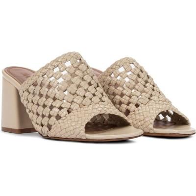 スリアーズ マルティネス Souliers Martinez レディース サンダル・ミュール シューズ・靴 elda 75 leather sandals Trigo