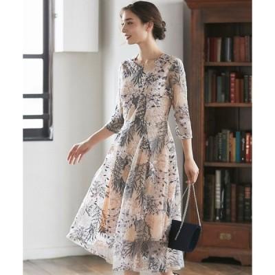 ドレス 刺繍ドレス ワンピース