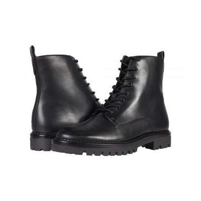 Vince ヴィンス レディース 女性用 シューズ 靴 ブーツ レースアップ 編み上げ Cabria-Lug - Black