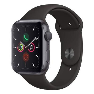 APPLE Apple Watch Series 5 GPSモデル 44mm MWVF2J/A ブラックスポーツバンド