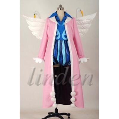 [linden] ONE PIECE ワンピース Mr.2 ボン・クレー ベンサム 風 コスプレ コスチューム 変装 仮装 cosplay イベント
