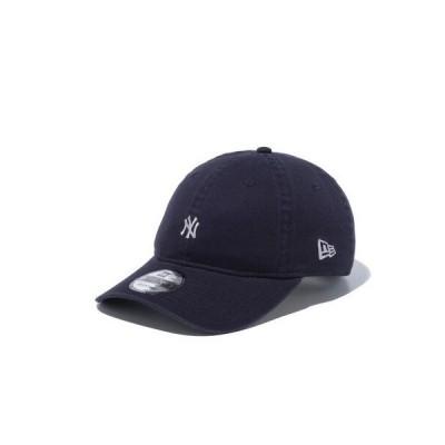 ニューエラ(NEW ERA) 9TWENTY ニューヨーク・ヤンキース MLBカスタム ミニロゴ 2トーンストラップ NONWA 12653838 (メンズ)