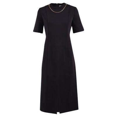 ジバンシー レディース ワンピース トップス Givenchy Chain Detail Midi Dress -