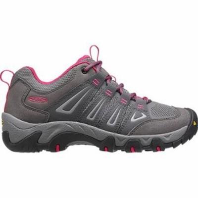 キーン キャンプ用品 Oakridge Hiking Shoe - Womens