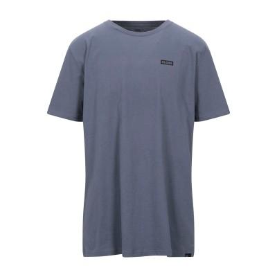 グローブ GLOBE T シャツ ブルーグレー XS コットン 100% T シャツ