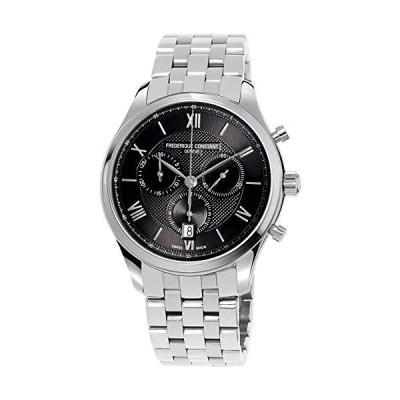 Frederique Constant Classics Quartz Movement Silver Dial Men's Watch FC-292MV5B4 並行輸入品