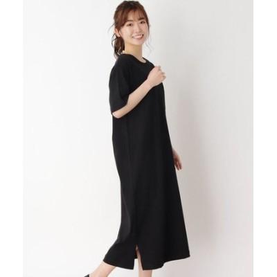 【M-LL】Tシャツワンピース