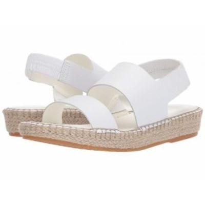 Cole Haan コールハーン レディース 女性用 シューズ 靴 サンダル Cloudfeel Espadrille Sandal Optic White【送料無料】