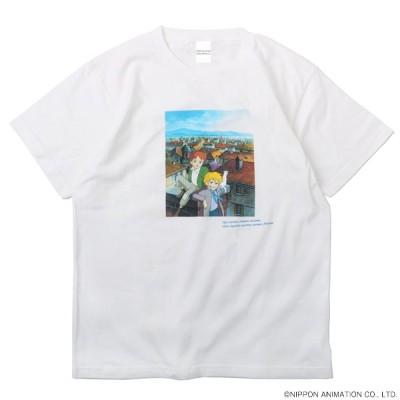 ロミオの青い空 Tシャツ(ロミオ&アルフレド)ホワイト M [JAN:4573115956976]