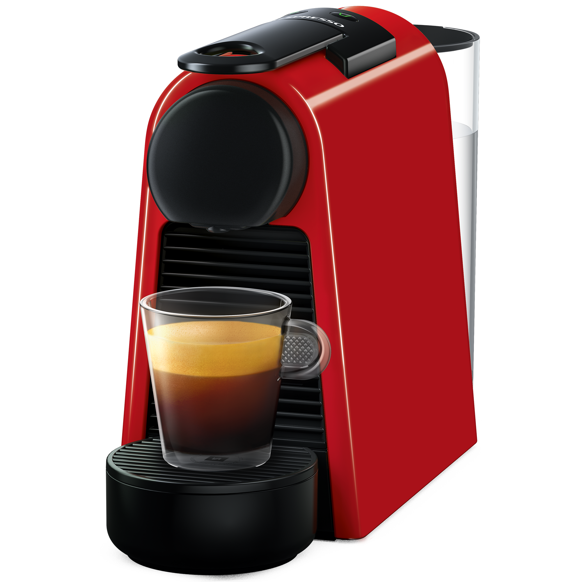 Nespresso ESSENZA MINI 咖啡機(寶石紅)