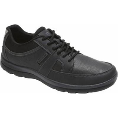 ロックポート メンズ スニーカー シューズ Men's Rockport Get Your Kicks Blucher Lace Up Black