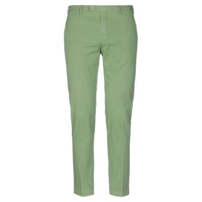 PT Torino パンツ ライトグリーン 46 コットン 98% / ポリウレタン 2% パンツ