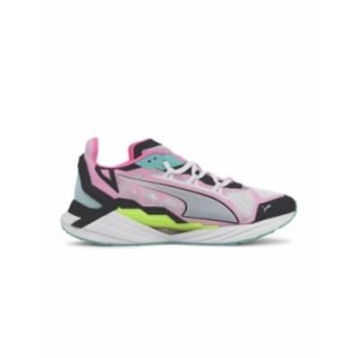プーマ レディース スニーカー シューズ Puma ultraride mesh sneakers in pink Pink