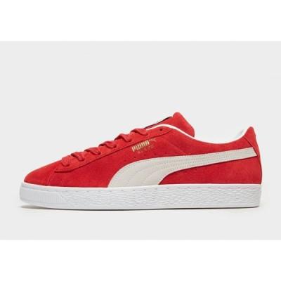 プーマ Puma メンズ スニーカー シューズ・靴 suede classic red