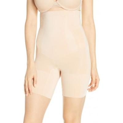 スパンクス SPANX レディース インナー・下着 OnCore High Waist Mid Thigh Shaper Shorts Soft Nude