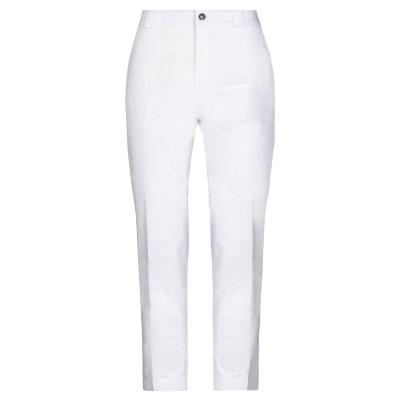 ベルウィッチ BERWICH パンツ ホワイト 42 コットン 97% / ポリウレタン 3% パンツ